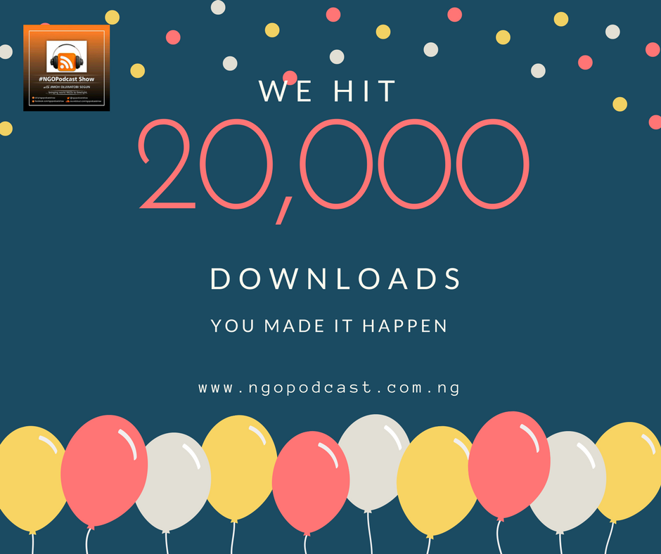 BOOOOOMMMM!!! WE HIT 20,000 DOWNLOADS