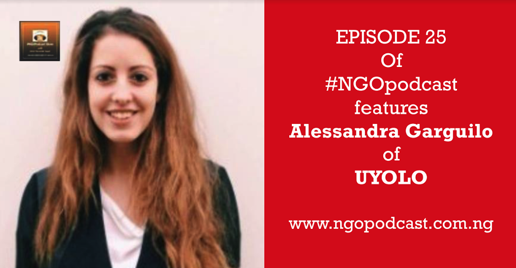 NGOP0025-INTERVIEW WITH ALESSANDRA GARGIULO (UYOLO)