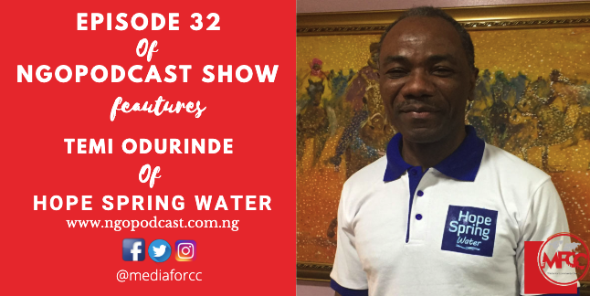 NGOP0032-Interview with Temi Oduride (Hope Spring Water)